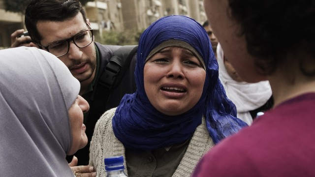 Proteste in Ägypten Jungfrauentests in Ägypten