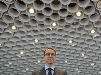Jahrespressekonferenz Bundesbank - Jens Weidmann