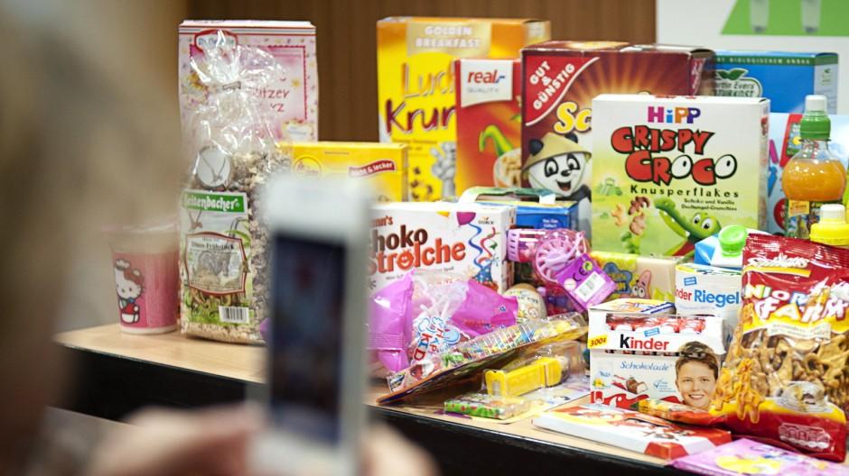 Foodwatch: Fast alle Kinder-Lebensmittel ungesund