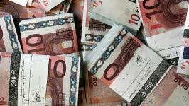 dpa, Geldscheine, Steuerfahndung