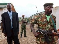Milizenführer Lubanga im Kongo