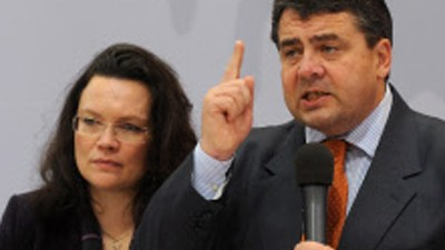 SPD SPD: Treffen mit der Basis