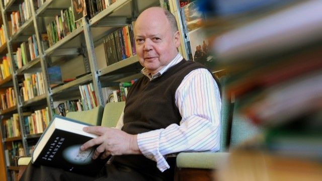 Menschen in München Literaturagent Michael Meller
