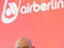 Bilanz-Pk Air Berlin zum Jahresergebnis 2009