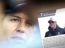 Formel 1 Fahrer Interaktive Grafik