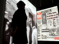 Ausstellung 'Bild dir dein Volk! Axel Springer und die Juden'