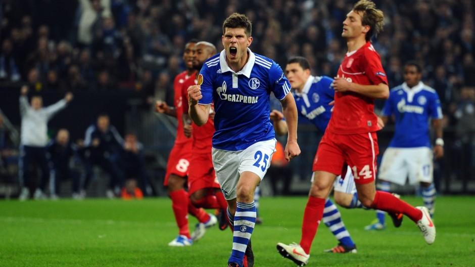 FC Schalke 04 v FC Twente - UEFA Europa League Round of 16