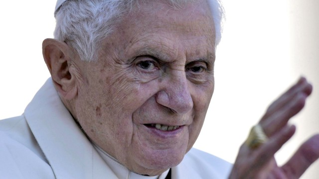 Papst Benedikt XVI. besucht Mexiko und Kuba