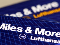 Miles & More Kreditkarte der Lufthansa