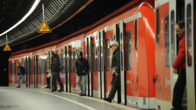 München, S-Bahn Streit um zweite S-Bahn-Stammstrecke: