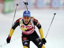 Biathlon-Weltcup in Khanty-Mansiysk
