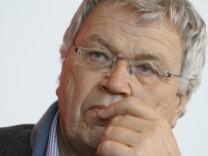 Muenchner Literaturhaus feiert Gerhard Polt mit einer Schau