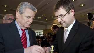 David Gill moeglicher neuer Leiter des Bundespraesidialamtes