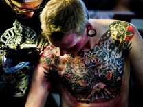 International Tattoo Convention Ahoy Rotterdam 2012