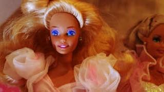 Barbie-Puppe; ddp