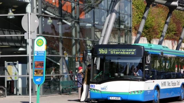 Stadtverkehr Starnberg Omnibusse