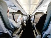 Flugzeug Passagiere Kabinen Design Interview Michael Lau Airbus A380, Symbolfoto iStock