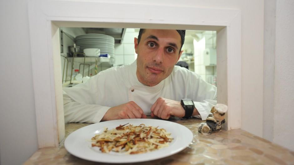 """Restaurants Italienisches Restaurant in Schwabing """"Tiratardi"""""""