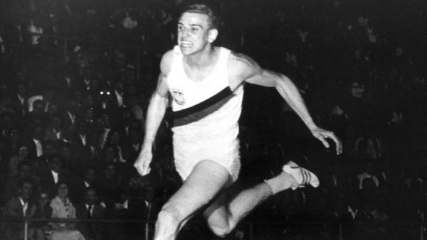 Ein Leben wie ein langer Sprint - Armin Hary wird 75