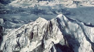 Montblanc nur knapp 4800 Meter hoch