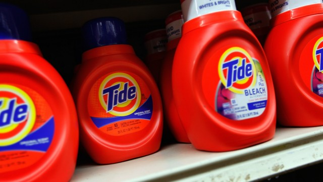 Tide Detergent Becomes Unlikely Target For Many Thieves