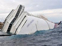Weitere Leichen in Costa Concordia geortet