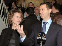 EU to sanction Asma al-Assad