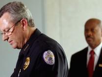 Sanford entlässt Polizeichef