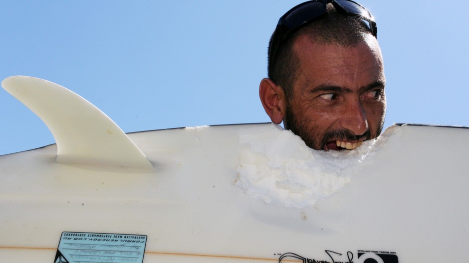 Hai-Angriff Nach Hai-Angriffen in Australien