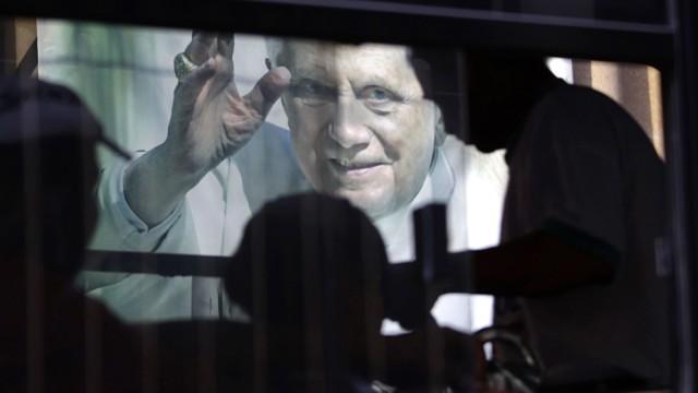 Papst Benedikt XVI. Papst-Besuch in Mexiko