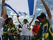 Ahmadinedschad, Brasilien, Proteste, dpa
