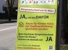 """Plakat der Initiative """"Raum für Kinder"""""""