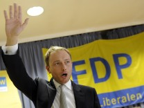 Parteitag des FDP-Bezirksverbands Köln