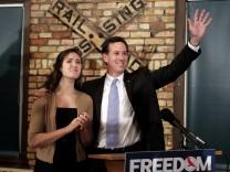 Rick Santorum, Sarah Maria Santorum