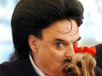 "Moshammers Liebeslied an Hund ´Daisy"""