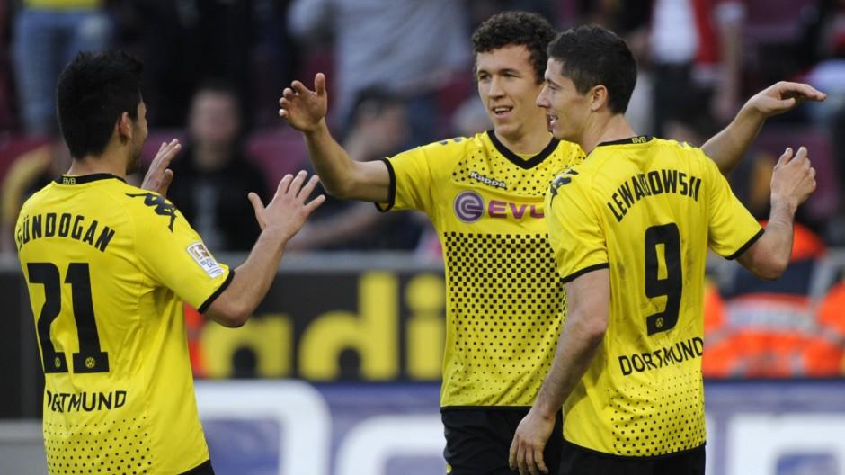 1. FC Köln - Borussia Dortmund