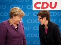Sitzung CDU-Bundesvorstand