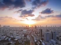 Städtetipps für Tel Aviv, Israel, von SZ-Korrespondent Peter Münch