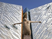 Nordirland Belfast Titanic Untergang