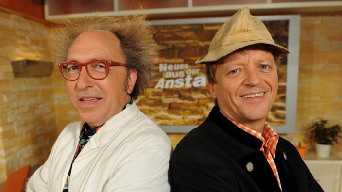Urban Priol und Frank-Markus Barwasser.