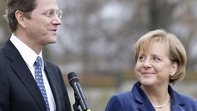 Schwarz-gelbe Koalition Schwarz-gelbe Bundesregierung