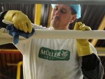 Müller-Brot bleibt stillgelegt