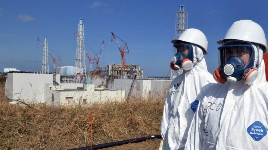 Kernkraft Japan Fukushima