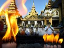 Birma-Reisen: Helfen sie dem Militärregime oder der Bevölkerung?