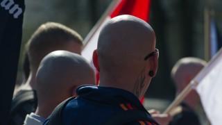 Proteste gegen Neonazi-Aufmarsch in Frankfurt (Oder)