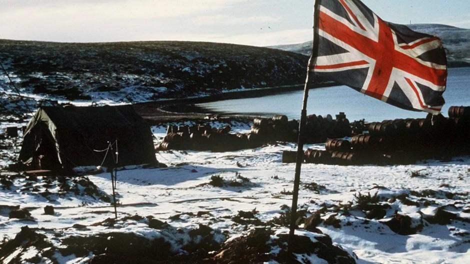 Falkland-Krieg, 1982