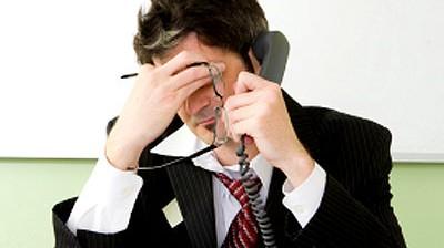 Stress Stressige IT-Branche