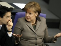 Ohilipp Roesler, Angela Merkel