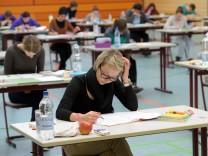 Abiturprüfung in Sigmaringen