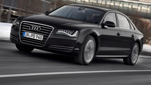 Auch A8 Hybrid startet im Mai für mindestens 77 700 Euro